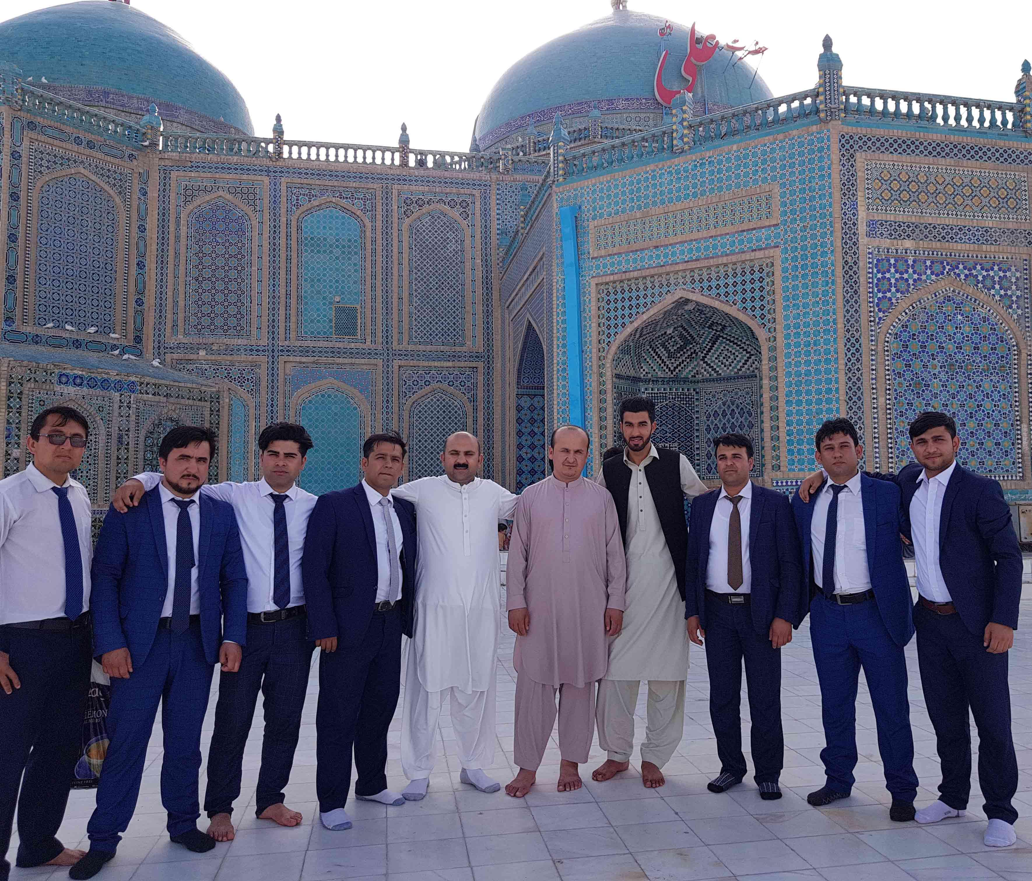 KSL Mazar team with CEO